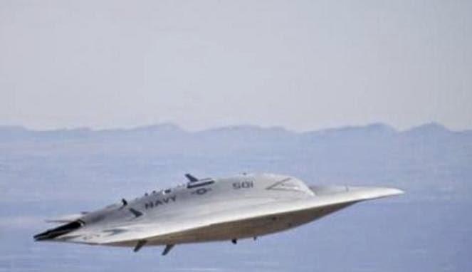 Drone Amerika Serikat