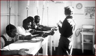 La mala sangres del Experimento Tuskegee