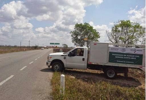 SCT Yucatán pone en marcha operativo Semana Santa 2015