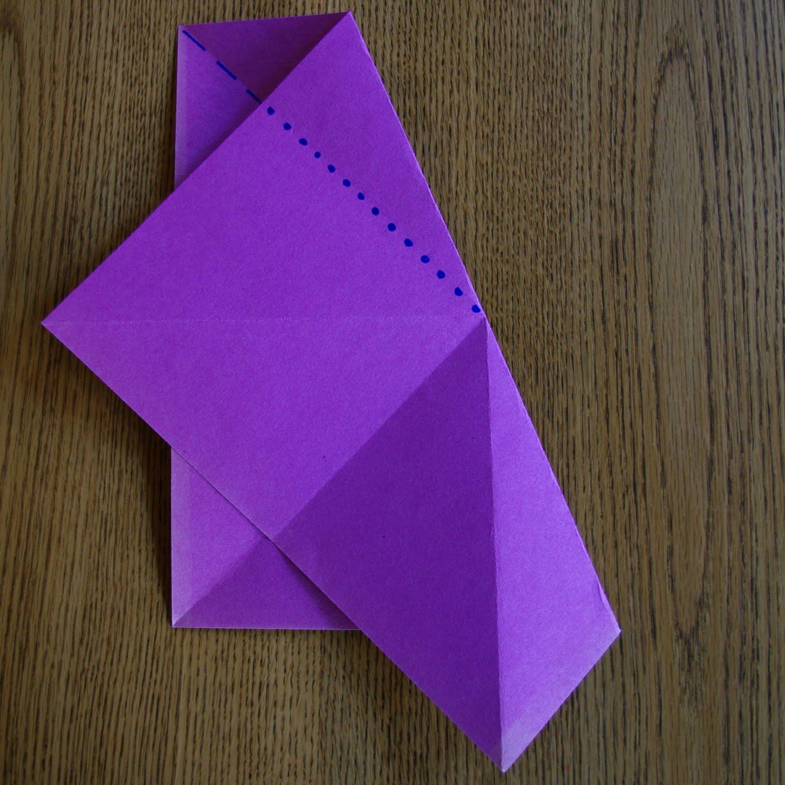 Passengers On A Little Spaceship Paper Star Lantern Tutorial