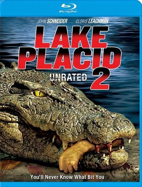 Lake Placid 2 2007 Unrated [Hindi-Eng] Dual Audio 300mb BRRip 480p