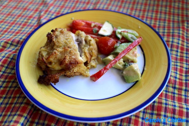 Spicy Yoghurt Chicken by Carole's Chatter