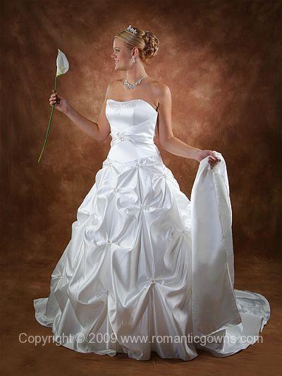 Wedding dresses cheap bridal dresses for Wedding party dresses cheap