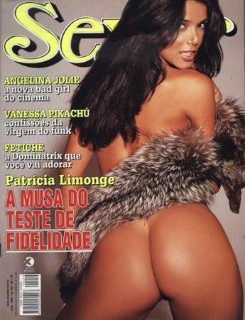 Patrícia Limonge - Sexy 2001