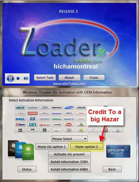 Cara Menjadikan Windows7 Original (Genuine)