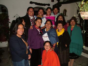 Primer coloquio de escritoras Ibarra