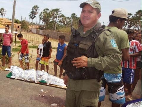 Colisão deixa motociclista morto na zona rural de Ilha Grande do Piauí