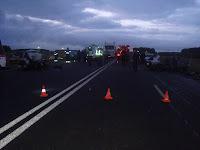 В Омске произошла серьёзная авария с пассажирским