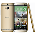 "HTC M8 to be called ""The All New One"", first official press image leaked confirming gold colour option, launching on March 25th"