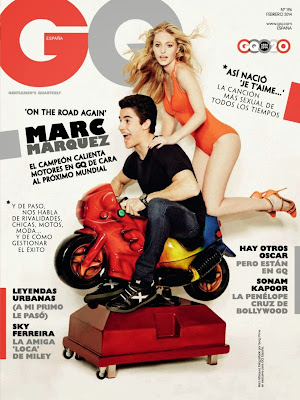 Lara Lopez HQ Pictures GQ Spain Magazine Photoshoot February 2014