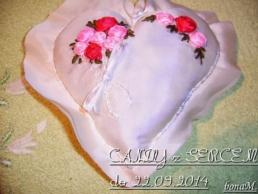 Candy z sercem