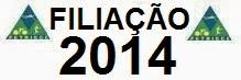FILIAÇÃO 2014