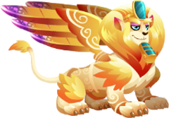 imagen del monster light sphinx