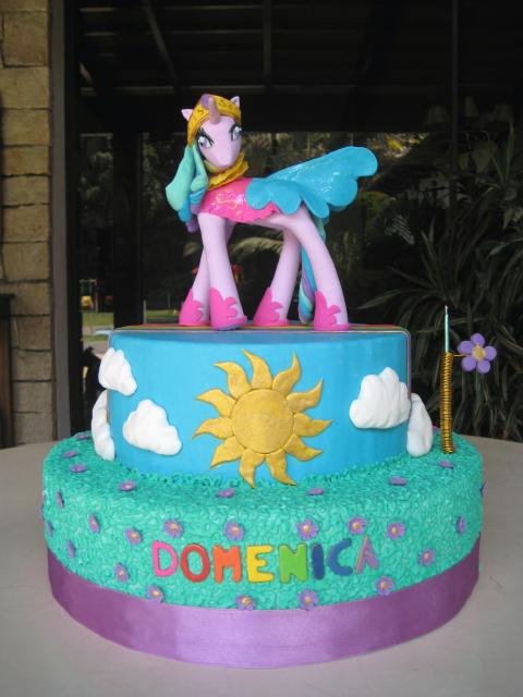 Torta de cumpleaños de princesa - Imagui