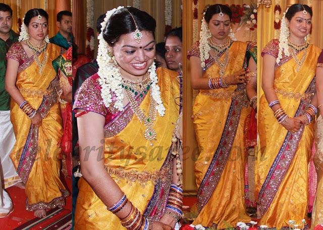 Sneha Sister Sangeetha Fashion Designer