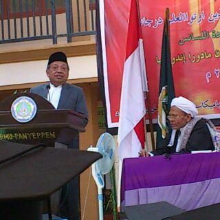 Prof. Imam Suprayogo: Umat Islam Tertinggal, Karena Berubah Kiblat