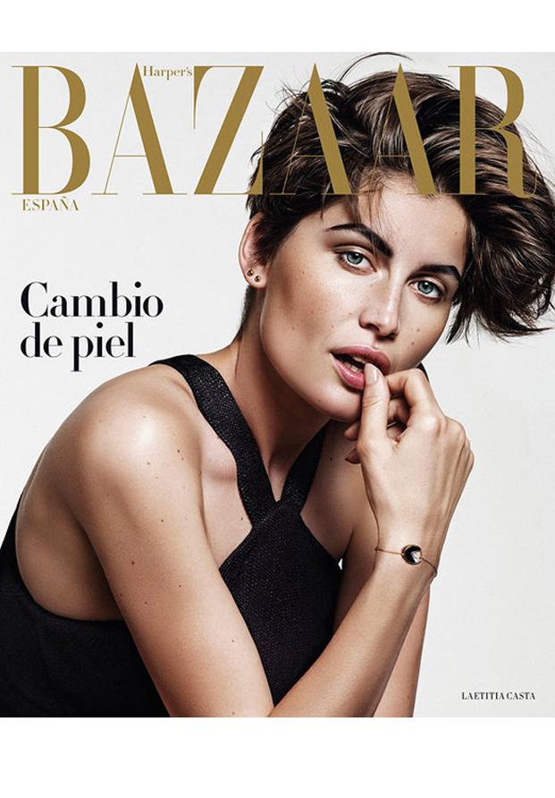 Laetitia Casta Harper's Bazaar Spain