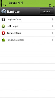 Opera mini 6.5 Handler Symbian s60v3 s60v5 Gratis Internet Three