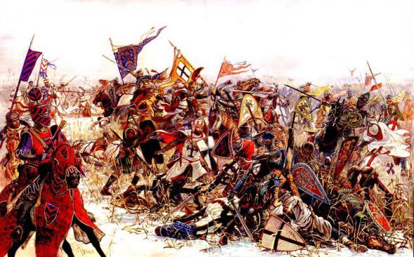 Невская Битва Ход Сражения