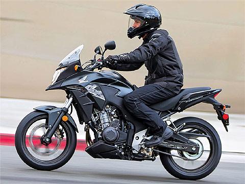 Gambar Motor 2013 Honda CB500X, 480x360 pixels
