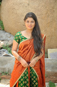 Actress Anusha Photos in Half saree-thumbnail-2