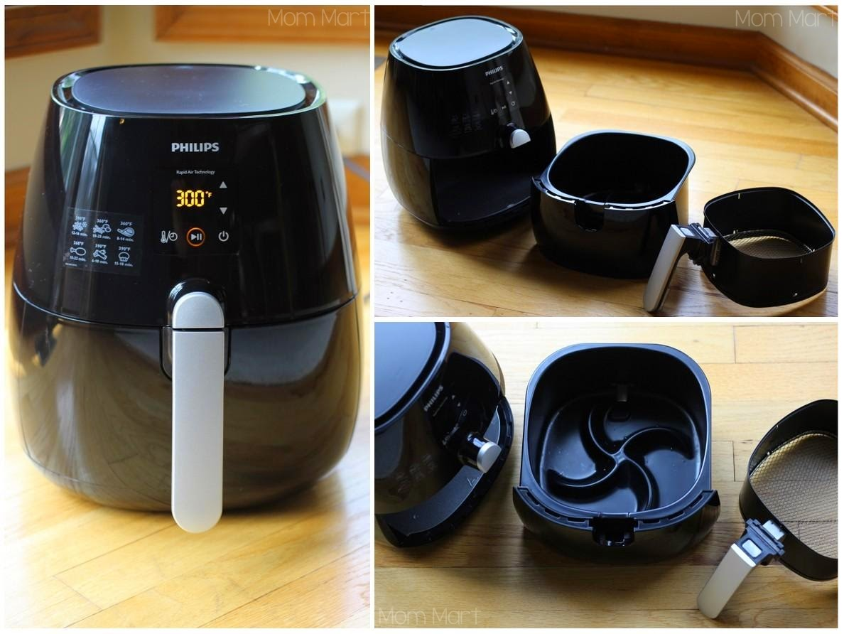 Philips Airfryer Recipe & Review