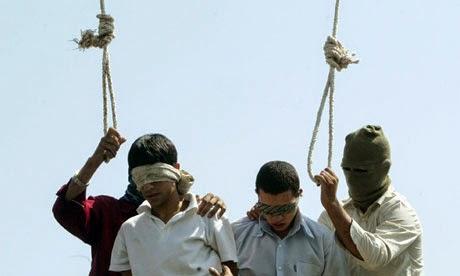 19 de julio, - Vigil marca el décimo aniversario de que Irán cuelga a dos adolescentes gays Hace diez años, Mahmoud Asgari y Ayaz Marhoni fueron ahorcados públicamente en el.