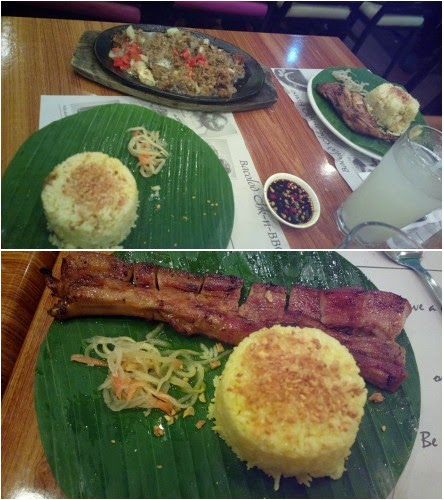 Bacolod Chk-n-BBQ House at Mall of Asia