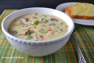 Marge's Chicken Wild Rice Soup