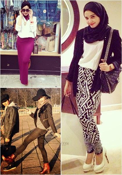 jilbab stylish ala zaskia
