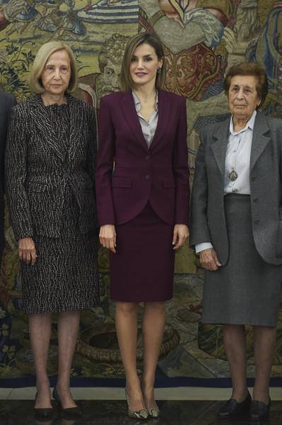 Royals & Fashion: Réunion avec la fondation d'aide contre ...