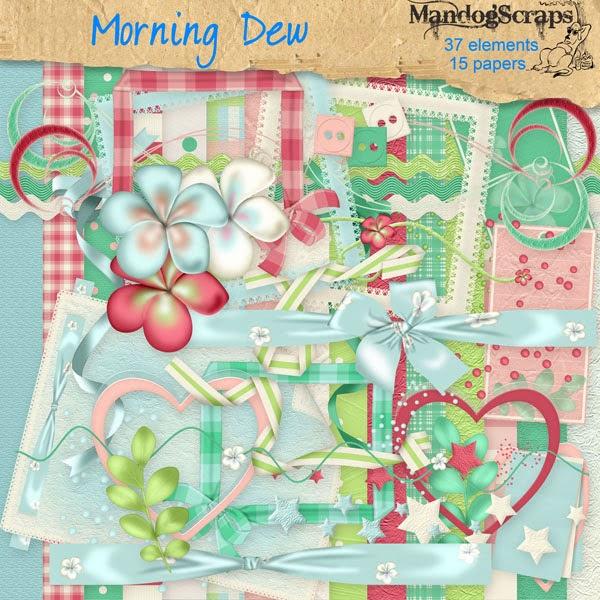 Mandog Scraps ::  Morning Dew