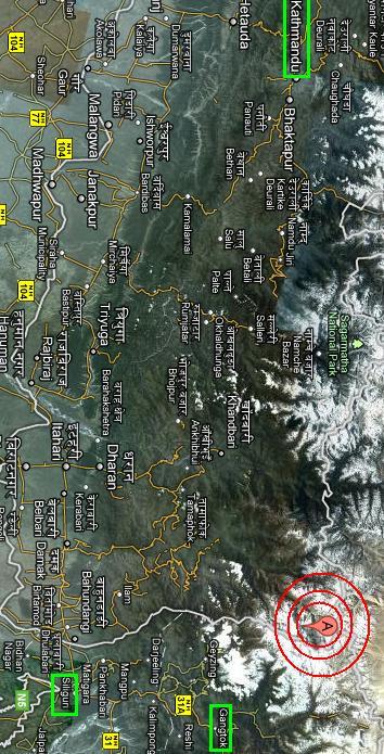 sikkim earthquake 2011 September 18