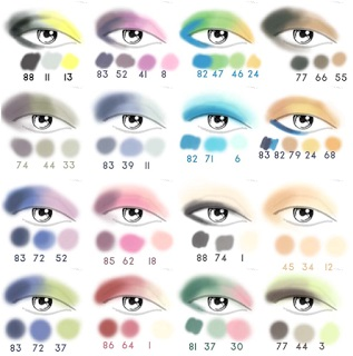 Eyeshadow untuk mempercantik mata