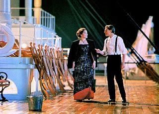Imagen de la película Titanic que se estrenará en 3D