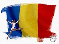 Nadia Comaneci Romania Funny photo postcard