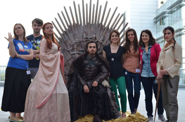 Game of thrones trono di spade sky hbo stark jon snow cosplayer