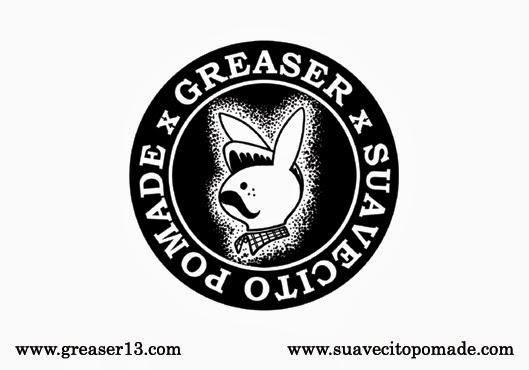 Greaser x SUAVECITO POMADE