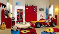 Çocuk Odasının Dekorasyonu