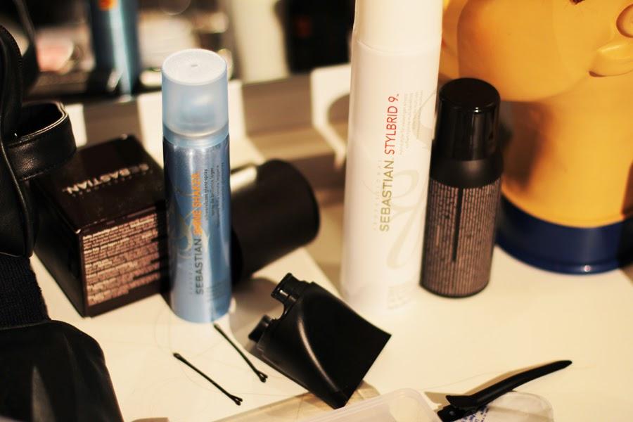 berlin fashion week augustin teboul backstage sebastian hair probessional products