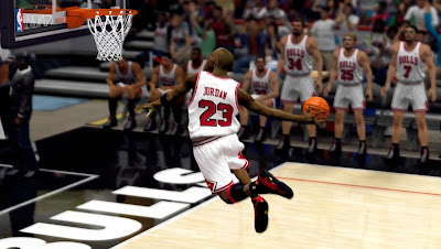 Classic Teams Return to NBA 2K14