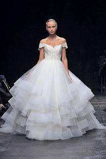 Vestidos de Novia Estilo Princesa, parte 1