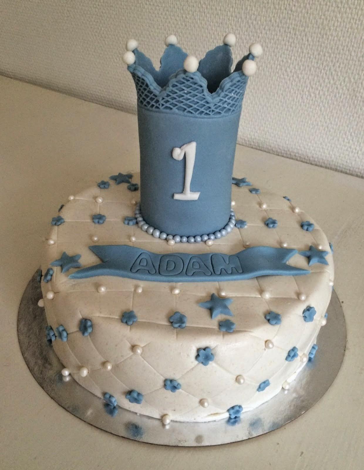 Tårta med krona