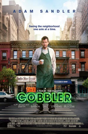 The Cobbler: Theatrical Poster
