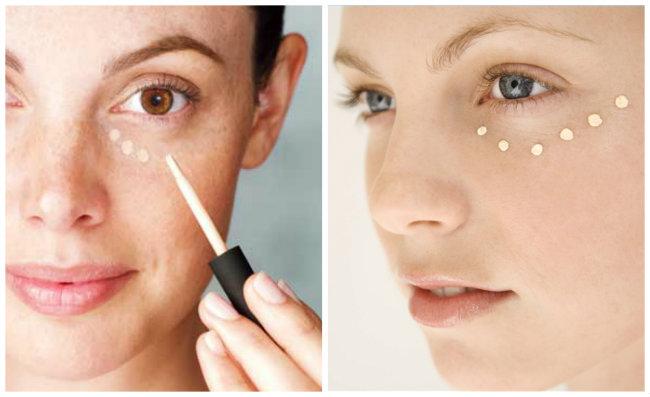 makeup, maquilhagem, concealers, correctors