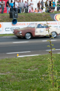 VW Drag Racing at Euro bug in