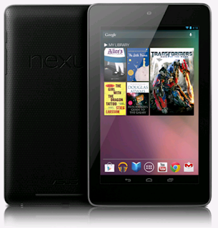 All the Parts Used in Google Nexus 7 Surprisingly Only Cost $151.75, According to iSuppli