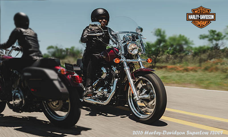 2016 Harley Davidson Superlow 1200t Prices Specification
