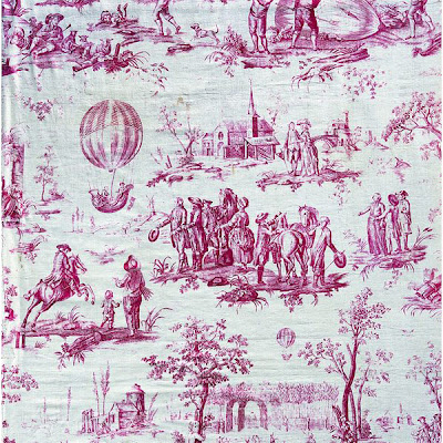 The peak of chic up up and away for Housse de couette toile de jouy