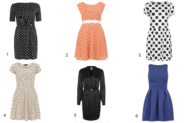 Polka Dots Dresses